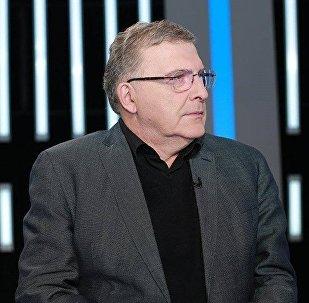 Грузинский эксперт Мамука Арешидзе