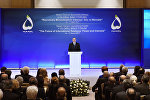 Ильхам Алиев принял участие в открытии V Глобального Бакинского Форума