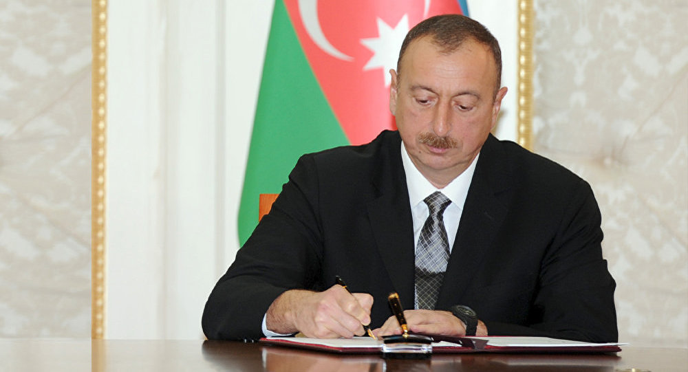 İlham Əliyev daha bir icra basçısını vəzifəsindən azad etdi - YENİ TƏYİNAT