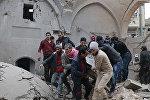 Namaz vaxtı məscid bombalanıb