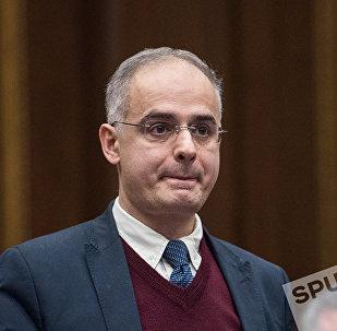 Руководитель парламентской фракции Армянский национальный конгресс Левон Зурабян