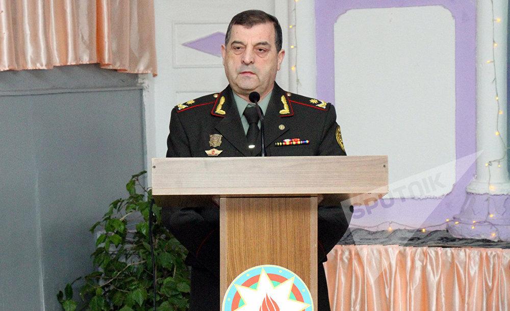 Penitensiar Xidmətin sədr müavini Hüseyn Əlixanov
