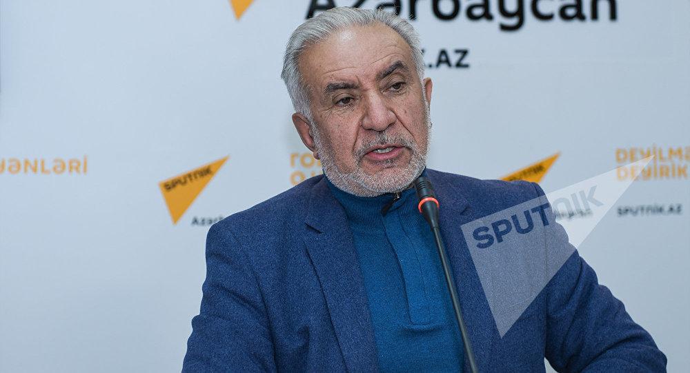 Председатель Союза свободных потребителей Эйюб Гусейнов