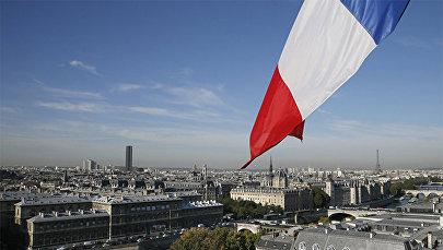 Вид на Париж, фото из архива