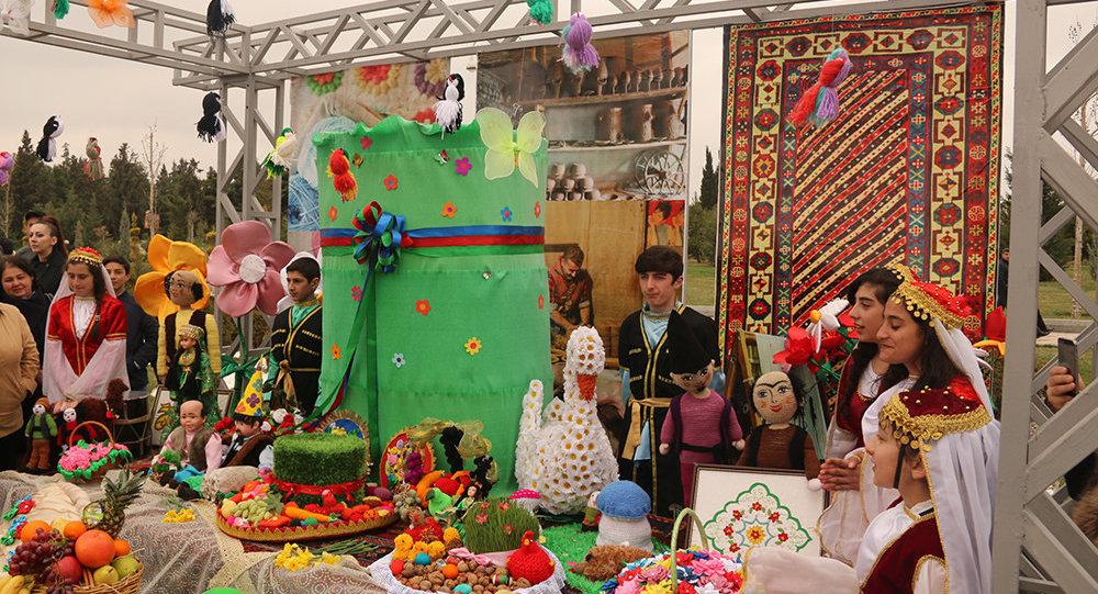 Gəncədə Novruz bayramı tədbiri