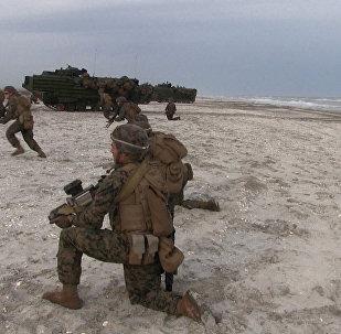 Весенний шторм - совместные румыно-американские военные учения