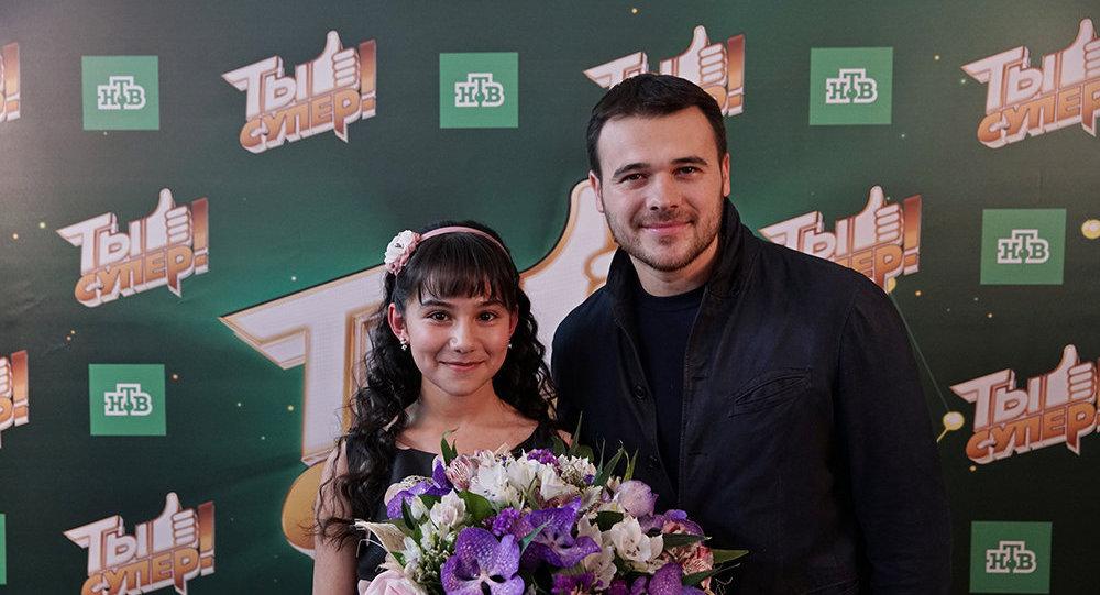 Эмин и Хошгадам Мехтиева