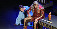 Аскер Рагимов актер Русского драматического театра