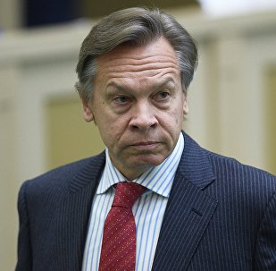 Председатель комитета Государственной Думы РФ по международным делам Алексей Пушков, фото из архива