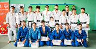 Rüstəm Orucov və Elmar Qasımovun iştirakı ilə cüdo üzrə master klaslar