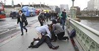 Londonda terror aktı