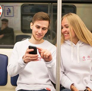 Брендированная одежда московского метро