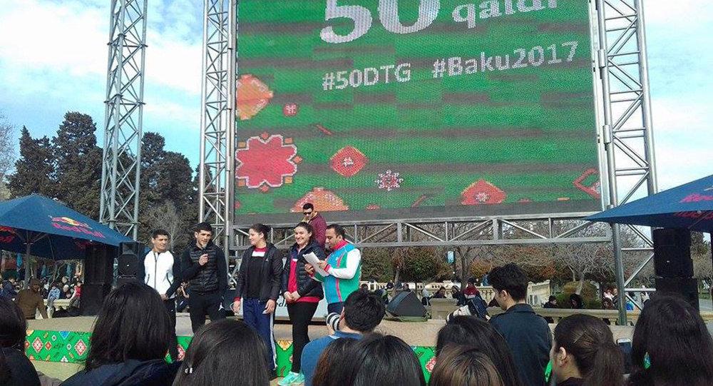 Встолице Азербайджана можно приобрести билеты наглавное спортивное событие года