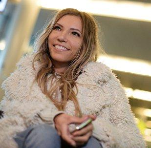 Певица Юлия Самойлова, представитель России на международном песенном конкурсе Евровидение-2017