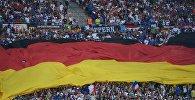 Футбол. Чемпионат Европы - 2016. Матч Германия - Франция