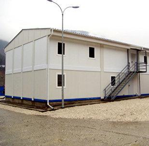 Модульная школа, фото из архива