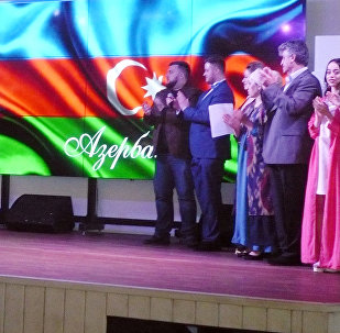 Празднование Новруза в Калининграде