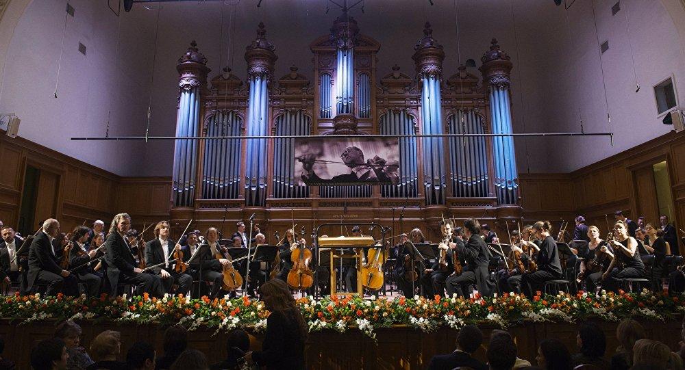 В столице открывается VIII Международный фестиваль Мстислава Ростроповича