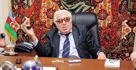 Народный писатель Азербайджана Анар