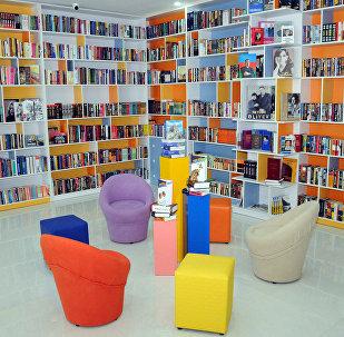 M.Şəhriyar adına kitabxana