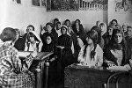 Школа ликбез, 1927 год