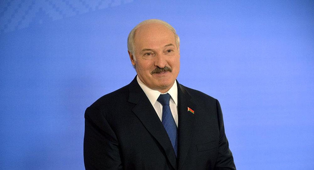 Президент Беларуси Александр Лукашенко, фото из архива