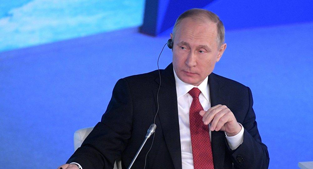 Владимир Путин объявил оготовности квстрече сТрампом