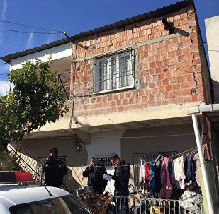 Adananın Kozan qəsəbəsində ev