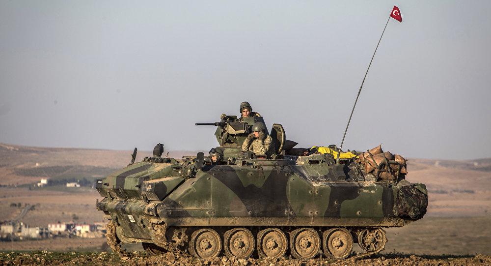 Türkiyə ordusunun tankı