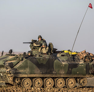 Türk qoşunu Suriyada, arxiv şəkli