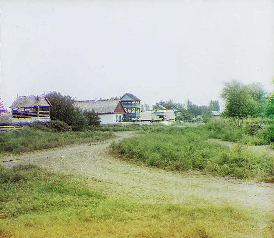 Nikolayevka kəndi, 1912-ci il