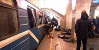 Жертвы теракта на станции петербургского метро Технологический институт, 3 апреля 2017 года