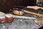 Конференция на тему Азербайджанские национальные музыкальные инструменты: прошлое и настоящее