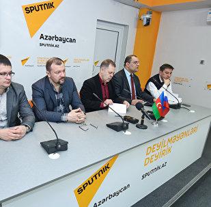 Пресс-конференция российских экспертов о двусторонних отношениях и ситуации в регионе