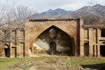 Tovuz rayonunun Yanıqlı kəndindəki Şah Abbas məscidi