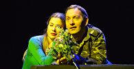 В Азербайджанском государственном театре юного зрителя состоялась премьера спектакля Yarımçıq qalmış (Прерванная)