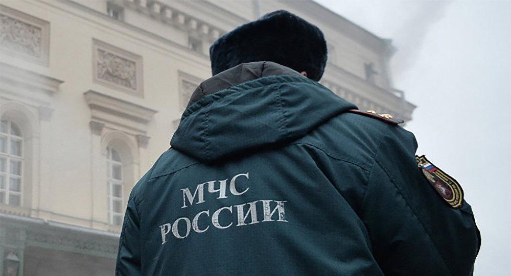 Всети интернет появилось видео сместа взрыва ушколы вРостове-на-Дону