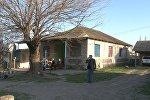 Попавший об обстрел дом жителя села Гапанлы Фамиля Гулиева