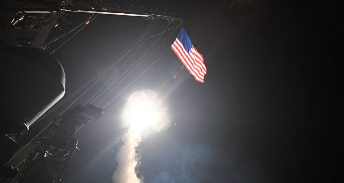 ABŞ-ın Suriyaya hava hücumu