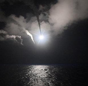 ABŞ-ın Suriyaya hava zərbələri