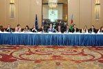 Конференция, посвященная десятилетию применения в Азербайджане twining-проектов ЕС
