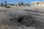 Suriyada kimyəvi silahlarla hücum