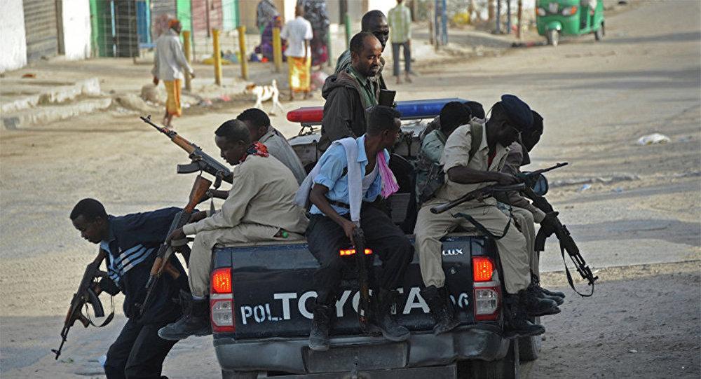 Теракт вМогадишо: погибли как минимум 15 человек
