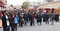 Открытие I Бакинского шопинг-фестиваля, фото из архива