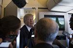 Donald Tramp, arxiv şəkli