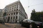 Здание Верховного суда РФ в Москве, фото из архива