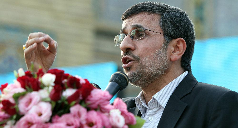 Ахмадинежад зарегистрировался кандидатом навыборах президента Ирана