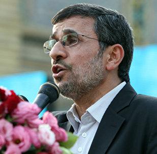 Бывший президент Ирана Махмуд Ахмадинежад, фото из архива