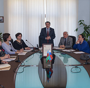 Заседание Попечительского совета Департамента внешнеэкономических и международных связей города Москвы совместно с ООО Международное консалтинговое агентство