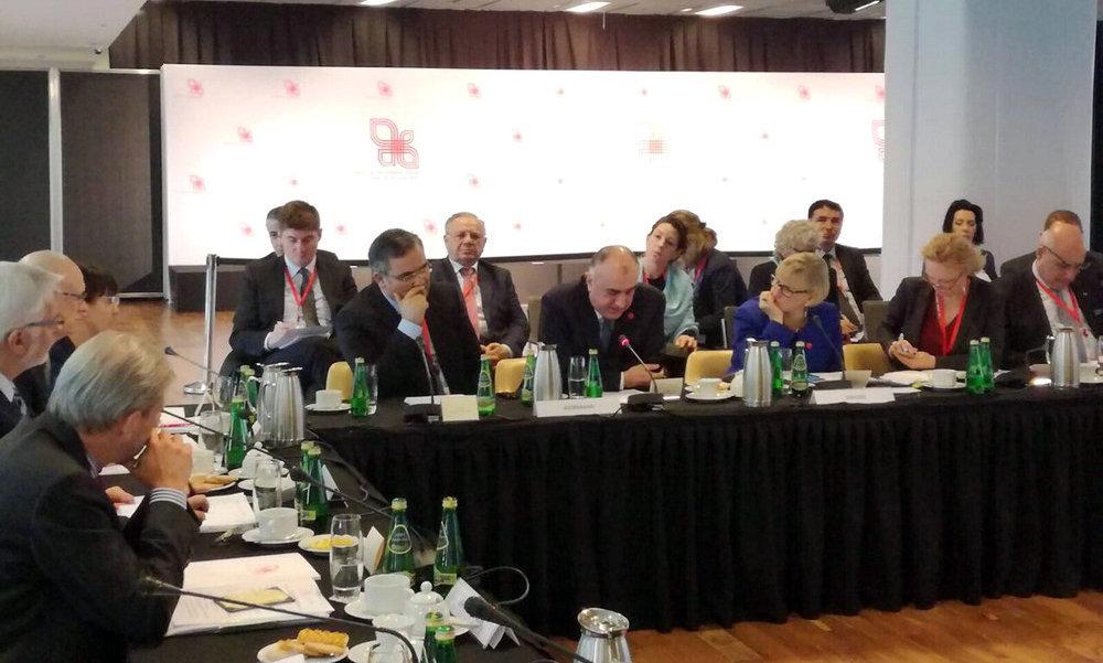 Мамедъяров: Баку вправе восстановить целостность страны всеми средствами